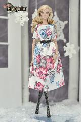 "NEW ELENPRIV ""Winter Queen"" Collection! (elenpriv) Tags: eugenia city prowl fashionroyalty fr2 12inch fashion doll integrity toys jasonwu elenpriv elena peredreeva handmade clothes dollclothes winterqueen collection"