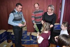 25. Праздник святителя Николая в Лесной школе 19.12.2018
