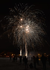 Fireworks Intermezzo II (*Vasek*) Tags: fireworks ohňostroj feuerwerk europe brno brünn nikon d7100