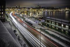 Stockholm in winter (Jø Dåg) Tags: cityscape night longexposure dslr stockholm sweden sverige 5d 5dmkiii
