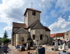 Vomécourt-sur-Madon - Saint-Martin (Martin M. Miles) Tags: vomécourtsurmadon knightstemplar apse vosges 88 grandest france
