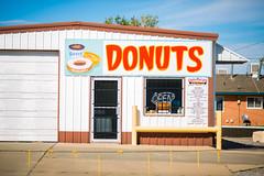 Donut Time (Thomas Hawk) Tags: america newmexico route66 tucumcari usa unitedstates unitedstatesofamerica donuts fav10