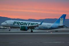 Frontier Airbus (So Cal Metro) Tags: n339fr frontier frontierairlines airbus a320 las lasvegas mccarranairport mccarran vegas airliner airline aircraft aviation airport jet