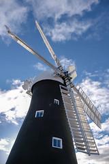 Holgate Windmill, January 2019 - 08