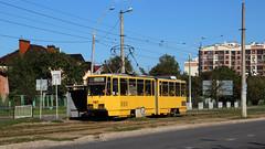 Tram in Lviv (2) (Krzysztof D.) Tags: lwów львів ukraina україна ukraine tram tramwaj strassenbahn transport transportation transportpubliczny verkehr öffentlicherverkehr