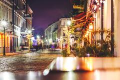 Xmas Lights   Kaunas #318/365 (A. Aleksandravičius) Tags: nikon z 7 nikonz7 z7 mirrorless street people lights bokeh motion blur xmas city christmas evening nikkor 85mm 85 365 3652018 85mmf18g nikkor85mm nikon85mm18g f18g nikon85mm project365 318365