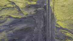 Solo track (aerojad) Tags: hornafjörður easternregion iceland is dji mavic mavicpro dronephotography drone 2018 landscape vacation travel wanderlust iceland2018 october autumn southcoast routeone lookdown