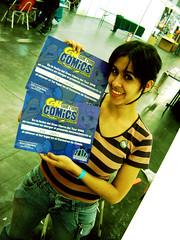 concomics guadalajara (fixionauta) Tags: sony cybershot dscp73 fixionauta renato quiroga concomics guadalajara comicon comiccon mexico openhaus eva cabrera
