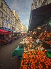Rue Poncelet (marc.barrot) Tags: greengrocers france paris 75017 rueponcelet shotoniphone