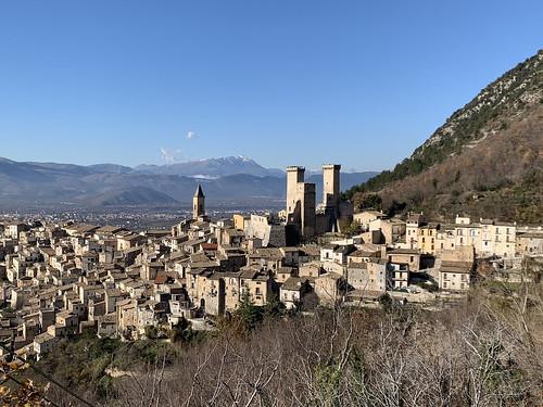 Una giornata in Abruzzo - Pacentro