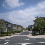 戸建分譲住宅地のまちづくりの写真