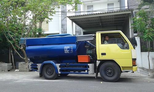 Truk Tangki Sedot WC Madiun WA 0851-0127-3589