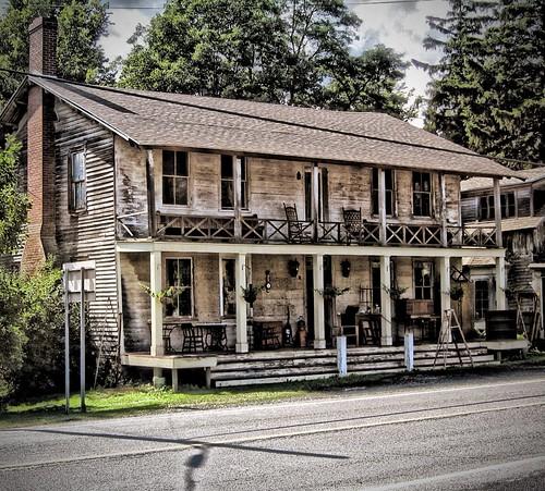 Sherwood Equal Rights Historic District  - Sherwood -  New York