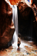 Utah_2018_ (134 of 144) (jasinrodriguez) Tags: zion trekking family narrows subway zionnationalpark nationalparks outdoors