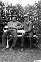 tm_5984 (Tidaholms Museum) Tags: svartvit positiv fotografier gruppfoto