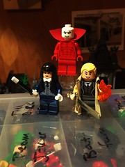Bippity Boppity Boo (Lord Allo) Tags: lego justice league dark batman damned john constantine zatanna deadman