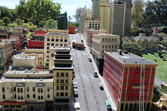 """Lego San Francisco in Miniland at Legoland California • <a style=""""font-size:0.8em;"""" href=""""http://www.flickr.com/photos/28558260@N04/45391618875/"""" target=""""_blank"""">View on Flickr</a>"""