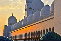 Emirats Arabes Unis 2018 - Abu Dhabi - La Grande Mosquée Sheikh Zayed (philippebeenne) Tags: uae eau abudhabi emirates sheikhzayed mosquée mosque islam architecture religion