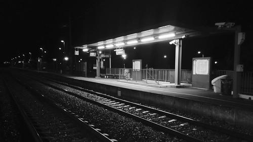 Terminus Francilien - Gare de départ