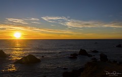Before the storm (Patrick Dirden) Tags: sunset dusk sun yellow orange ocean pacificocean sea shellbeach sonomacoaststatebeach californiastateparks jennerca sonomacoast sonomacounty northbay bayarea northcoast northerncalifornia california newyearseve 2018