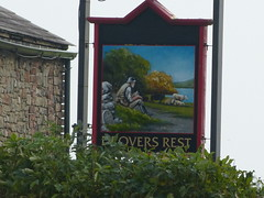 Pub Sign - Drovers Rest, Monk Hill 181011 (maljoe) Tags: pubsigns pubsign publichouse pub pubs inn inns tavern taverns