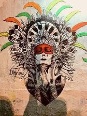 Wall Art - Cochin Carnival (Arun Jacob) Tags: cochincarnival india kerala god'sowncountry kochi fortkochi