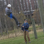 "<b>_MG_9594</b><br/> Ropes course during 2018 Homecoming. Photo Taken By: McKendra Heinke Date Taken: 10/27/18<a href=""//farm5.static.flickr.com/4883/45787155041_a1f3914715_o.jpg"" title=""High res"">&prop;</a>"
