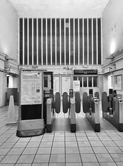 West Acton (R~P~M) Tags: train railway station westacton londonunderground centralline tickethall bookinghall acton london england uk unitedkingdom greatbritain