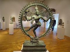 Shiva Nataraja (Beyond the grave) Tags: art shivanataraja hinduism rijksmuseum amsterdam holland netherlands sculpture statue