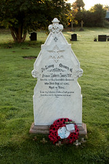 Photo of Grave of Private Robert Jones VC Peterchurch churchyard Herefordshire UK