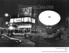 1987 Ironwood premiere (albany group archive) Tags: albany ny history 1987 ironwood premiere palace theater 1980s old historic historical photos photographs pictures vintage