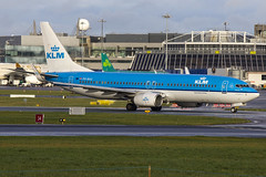 PH-BXU | KLM Royal Dutch Airlines | Boeing B737-8BK(WL) | CN 33028 | Built 2006 | DUB/EIDW 27/11/2018 (Mick Planespotter) Tags: aircraft airport 2018 nik sharpenerpro3 phbxu klm royal dutch airlines boeing b7378bkwl 33028 2006 27112018 dub eidw dublinairport collinstown b737
