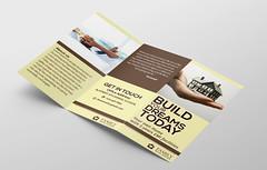 Trifold Brochure (ismailrajib) Tags: mockups psd template free photoshop