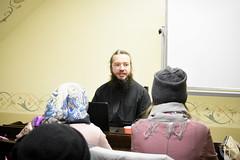 В Минской духовной академии состоялись две лекции