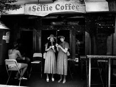 (-Faisal Aljunied - !!) Tags: coffee selfie streetphotography ricohgr2