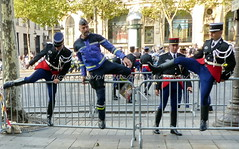 "bootsservice 18 800361 (bootsservice) Tags: armée army uniforme uniformes uniform uniforms bottes boots ""riding boots"" motard motards biker motorbike gants gloves gendarme gendarmes ""gendarmerie nationale"" parade défilé ""14 juillet"" ""bastilleday"" ""champselysées"" paris"