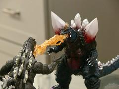 Favorite Things 5 (Delphinoidea) Tags: spacegodzilla godzilla battle
