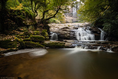 Nature's frame (Through_Urizen) Tags: category mustafakemalpasa places suuctuwaterfall turkey waterfall sigma1020mm canon70d canon outdoor outside nature scenic scenery natural countryside woodland woods forest rocks cliff scar trees rural waterfalls cascade water river stream creek gorge moss longexposure
