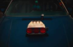 airpower (try...error) Tags: v8 engine red rot blau blue us car uscar power air pontiac transam firebird
