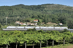"EL ""METRO"" DE GALICIA (Andreu Anguera) Tags: ferrocarril tren serie121 mediadistancia portela barro pontevedra galicia acoruñavigo andreuanguera"