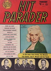 Jayne Mansfield - Hit Parader (poedie1984) Tags: jayne mansfield vera palmer blonde old hollywood bombshell vintage babe pin up actress beautiful model beauty hot girl woman classic sex symbol movie movies star glamour girls icon sexy cute body bomb 50s 60s famous film kino celebrities filmstar filmster diva superstar amazing wonderful american goddess mannequin black white blond sweater cine cinema screen gorgeous legendary iconic hit parader largest cirulation any song magazine covers color colors elvis presley fats domino guy mitchell four aces