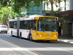 Scania L94UA 2801 'Zone Cruiser' on King William St (RS 1990) Tags: scania 2801 l94ua bus adelaide kingwilliamst australia southaustralia wednesday 26th december 2018 zonecruiser