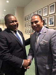 """Mozambique FILIPE JACINTO NYUSI, President of Mozambique, - Copy • <a style=""""font-size:0.8em;"""" href=""""http://www.flickr.com/photos/146657603@N04/46464494432/"""" target=""""_blank"""">View on Flickr</a>"""