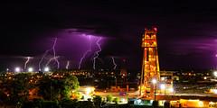 Kalgoorlie Lightning (geoffcollins82) Tags: lightning storm stormchasing thunderstorm thunder mount charlotte kalgoorlie westernaustralia