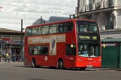 Abellio London (LN) - SN12 AAY (peco59) Tags: sn12aay alexanderdennis adl trident e40d enviro enviro400 bus abelliolondon abellio psv pcv londonbus