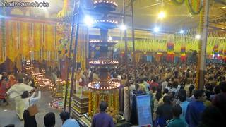 Paramekkavu Bhagavathy Temple Vela - Chembukkavu Desapattu on 31.12.2018