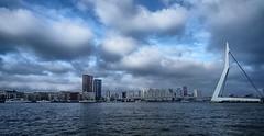 Rotterdam (jo.misere) Tags: rotterdam blauw blue