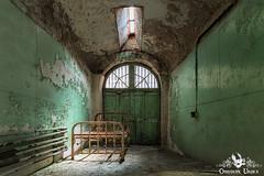 Eastern State Penitentiary, USA (ObsidianUrbex) Tags: abandoned america digital photography eastern jail pennsylvania philadelphia prison penitentiary state urban exploration urbex usa