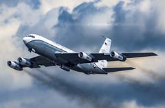 61-2670 Boeing OC-135B USAF (Open Skies) (Stephane GolfTraveller) Tags: 612670 boeing oc135b usaf openskies aeroport airport planespotting ©stephanegolftraveller rms etar ramstein sky oc135 usairforce unitedstates