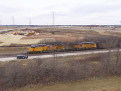 Ready to go (Rich Peters- foosqust) Tags: coalempties up unionpacific drone